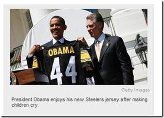 ObamaSteelers